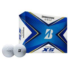 bridgestone-Tour-BXS-golfpallo painatuksella