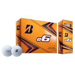 bridgestone-e6-golfpallo logolla