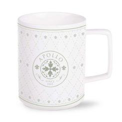 maxim-corner-kahvikuppi logolla