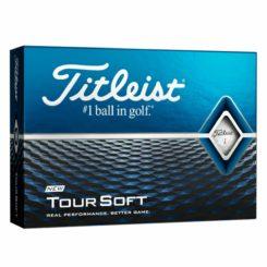 titleist tour soft golfpallot logolla