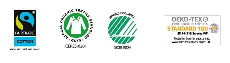 ekologiset tekstiilit