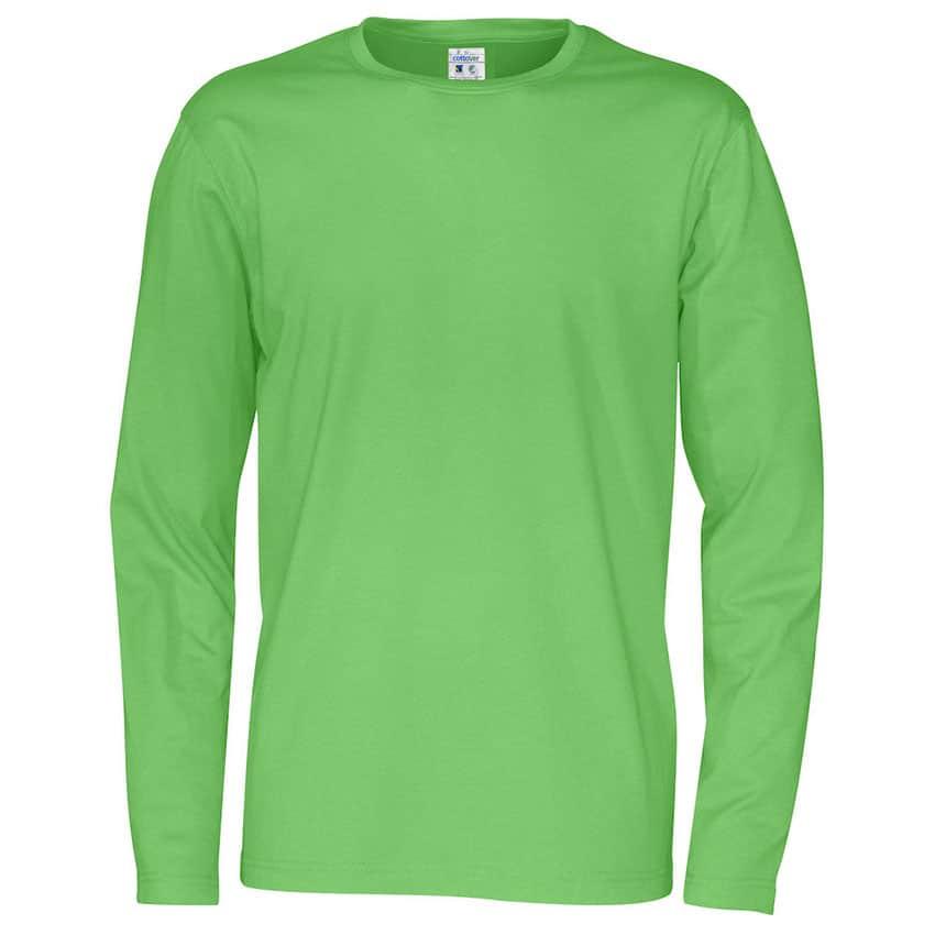 Ekologinen COTTOVER pitkähihainen T-paita omalla logolla painettuna. 6767354dd9