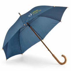 betsy-sateenvarjo painatuksella